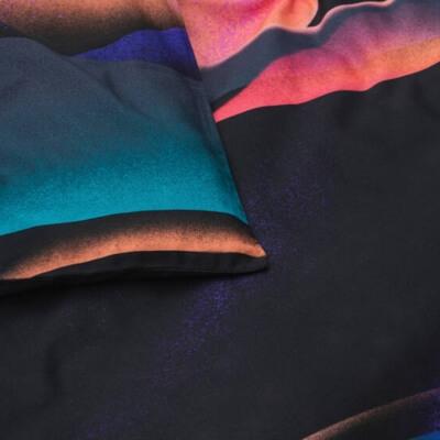Kissenbezug im Sandstrand Design von HAYKA