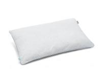Baumwoll Bettbezüge Kreise grau/ weiß