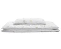 Hochwertige Bettwäsche Kaktus grün/ weiß günstig online kaufen