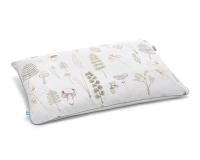 Baumwoll Kinderbettbezüge Wald grün/ weiß