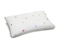 Baumwoll Bettbezüge Abstrakt bunt/ weiß