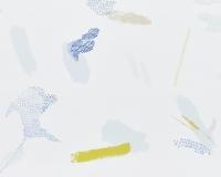 Schöne Bettwäsche Pastell bunt/ weiß aus zertifizierter Baumwolle