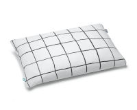 Baumwoll Kinderbettbezüge kariert schwarz/ weiß