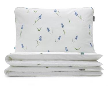 Moderne Bettwäsche Ast mit schwarzen Zweigen auf schlichtem weiß aus hochwertiger und OEKO-TEX zertifizierter Baumwolle
