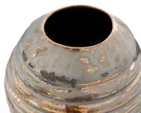 Metallischer Mate Tee Becher Kalebasse