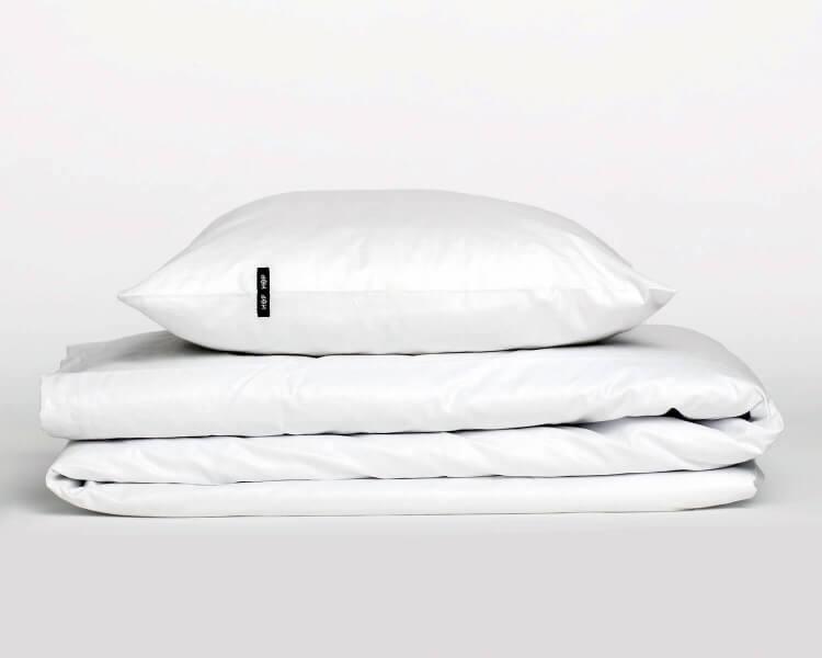 Bettwäsche Weiß Pure Perkal