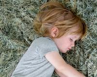 Heu Bettwäsche für Kinder Hayka von Foonka