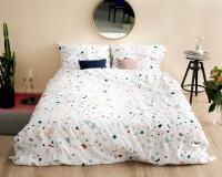 Bettwäsche Terrazzo aus 100% Baumwolle