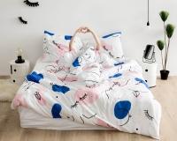 Bettwäsche Free Love aus 100% Baumwolle von HOP Design