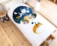 Fuchs Kinderbettwäsche Hayka von Foonka