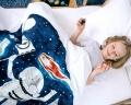 Bettwäsche für Kinder mit Wolf Hayka