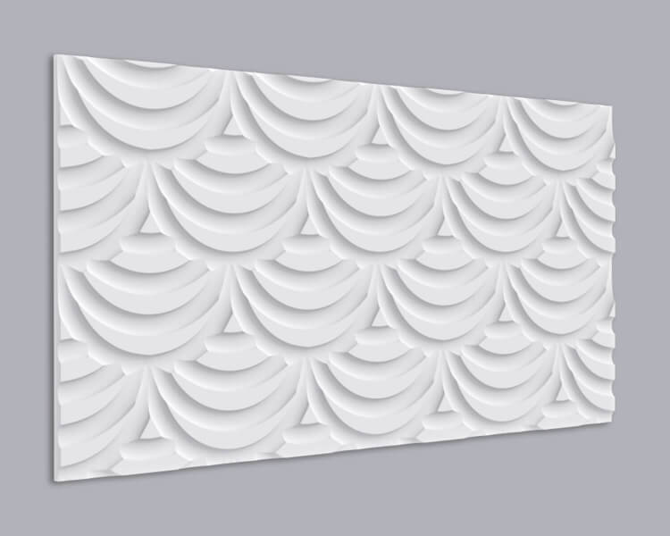 3D Wandpaneel MDF 016