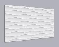 3D Wandpaneel MDF 041 aus MDF-Holz
