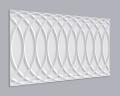 3D Wandpaneel MDF 043 aus MDF-Holz