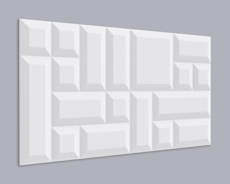 mdf 3d wandpaneel 049 stilvolle wandverkleidung aus holz mit 3d effekt. Black Bedroom Furniture Sets. Home Design Ideas