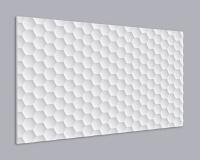 3D Wandpaneel MDF 054 aus MDF-Holz