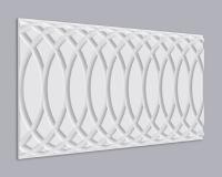 3D Wandpaneel MDF 055 aus MDF-Holz