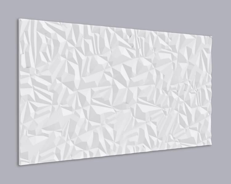3D Wandpaneel MDF 057 aus MDF-Holz