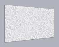 3D Wandpaneel MDF 058 aus MDF-Holz