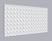 3D Wandpaneel MDF 059 aus MDF-Holz