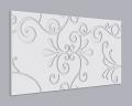 3D Wandpaneel MDF 064 aus MDF-Holz