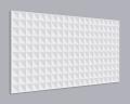3D Wandpaneel MDF 067 aus MDF-Holz