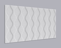 3D Wandpaneel MDF 073 aus MDF-Holz