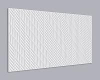 3D Wandpaneel MDF 078 aus MDF-Holz