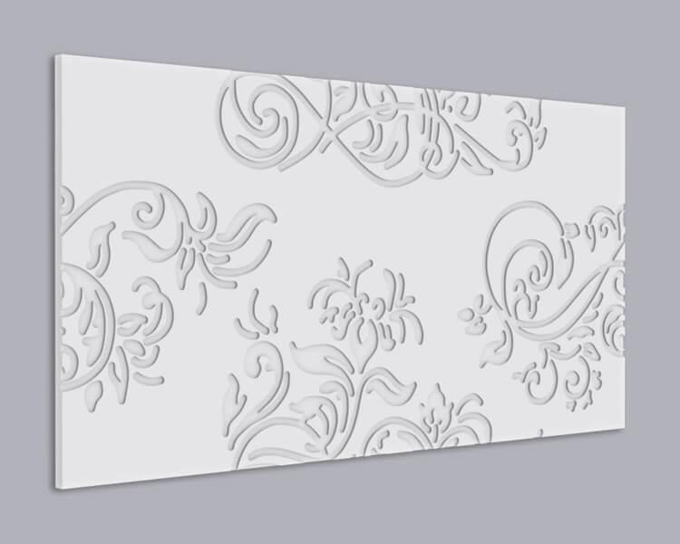3D Wandpaneel MDF 082 aus MDF-Holz