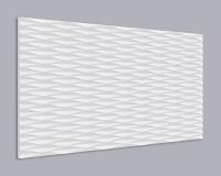 3D Wandpaneel MDF 083 aus MDF-Holz