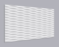 3D Wandpaneel MDF 091 aus MDF-Holz