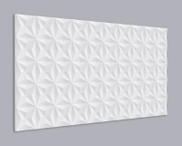 3D Wandpaneel MDF 092 aus MDF-Holz