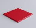 Weiches 3D Wandpaneel Quadrat Pixel edge mit abgeschrägten Kanten von fluffo