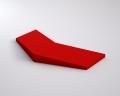 Weiches 3D Wandpaneel Chevron von fluffo