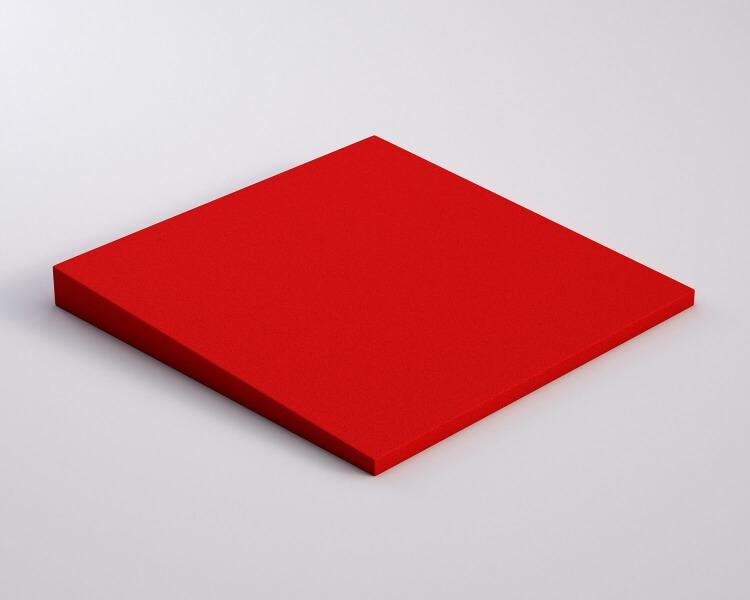 Weiches 3D Wandpaneel Cube von fluffo