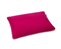 Pflegeleichte Kinderbettwäsche in pink uni