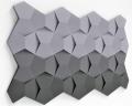 Kreative 3D Wand Konferenzzimmer und Büro aus Chain Akustikschaumstoffplatten