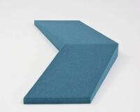 3D Paneel für schalldämmende Wandverkleidung