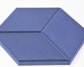 3D Paneel Diamond edge für kreative Bürowände