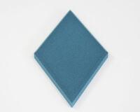 Paneel für Akustikwände Diamond edge