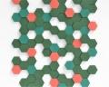 3D Paneele Hexa für kreative 3D Wände