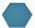3D Paneel Hexa edga mit abgeschrägten Kanten