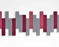 Schalldämmende Bürowände aus langen Wandpaneelen Stick edge