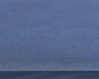 Baumwoll-Kinderbettwäsche in blau uni Farbe