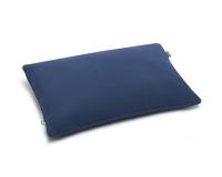Kinderbettwäsche aus Baumwolle hochwertig in blau uni