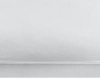 Baumwoll-Kinderbettwäsche in weiß uni Farbe