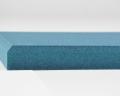3D Akustikpaneel Line edge von fluffo