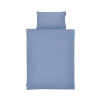 Hellblaue Bettwäsche aus Baumwolle von Mumla