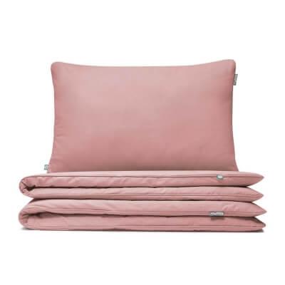 Hochwertige Bettwäsche altrosa von Mumla. Weiche Bettwäsche aus reiner Baumwolle