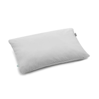 Mumla Kissenbezug hellgrau aus Baumwolle